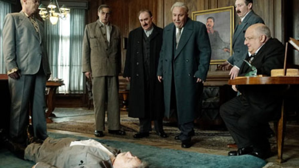 The Death of Stalin - Filmkrant