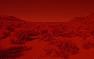 25 Sunset Red